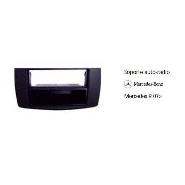 Soporte auto radio Mercedes R 07-  Ref: TR576