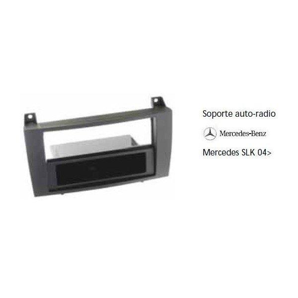 Soporte auto radio Mercedes SLK 04-  Ref: TR577