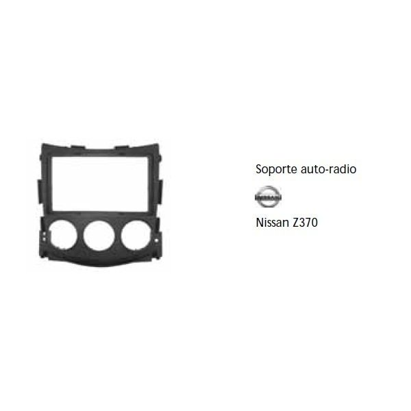 Soporte auto radio Nissan Z 370 Ref: TR601
