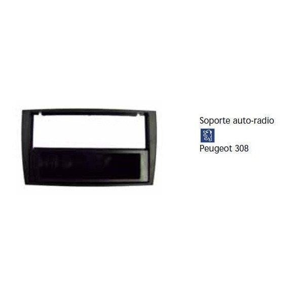 Soporte auto radio Peugeot 308 Ref: TR621