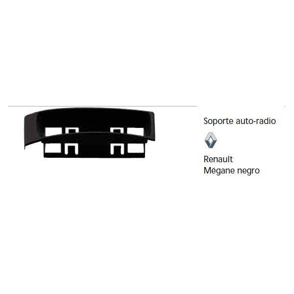Fascia panel Renault Megane negro Ref: TR628