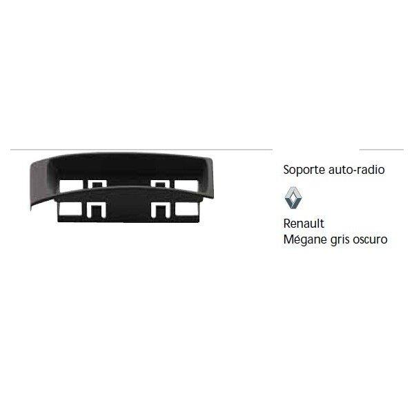 Fascia panel Renault Megane black grey Ref: TR629