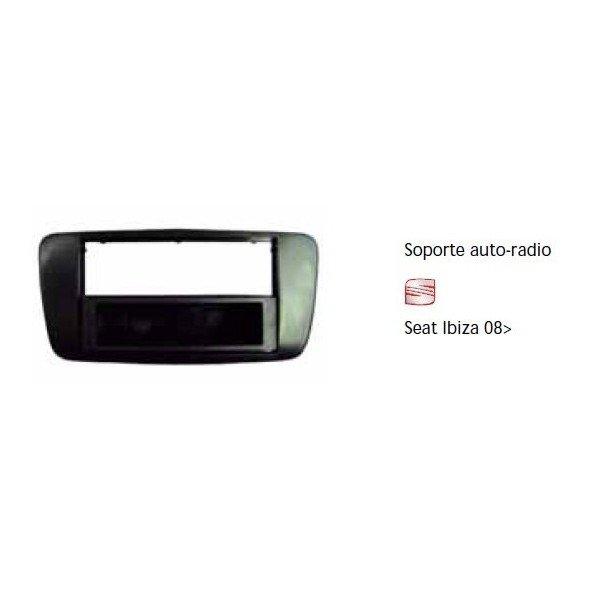 Soporte auto radio Seat Ibiza 08- Ref: TR642