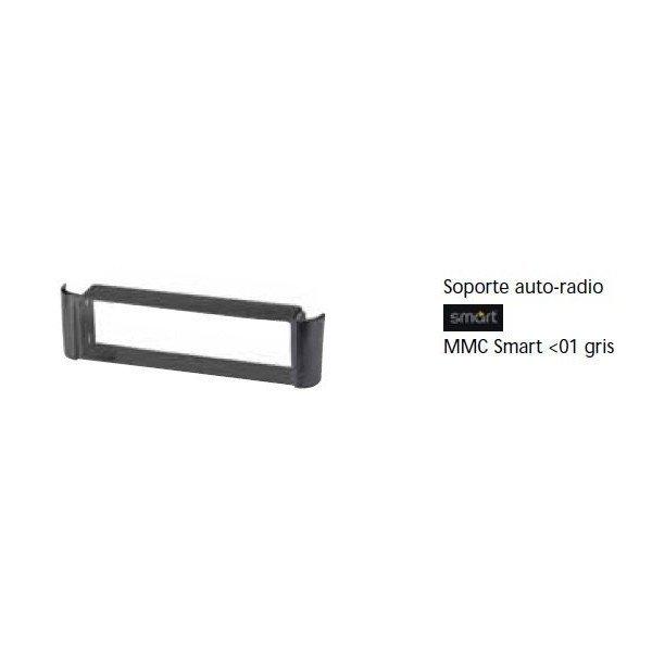 Fascia panel Smart -01 Grey Ref: TR656