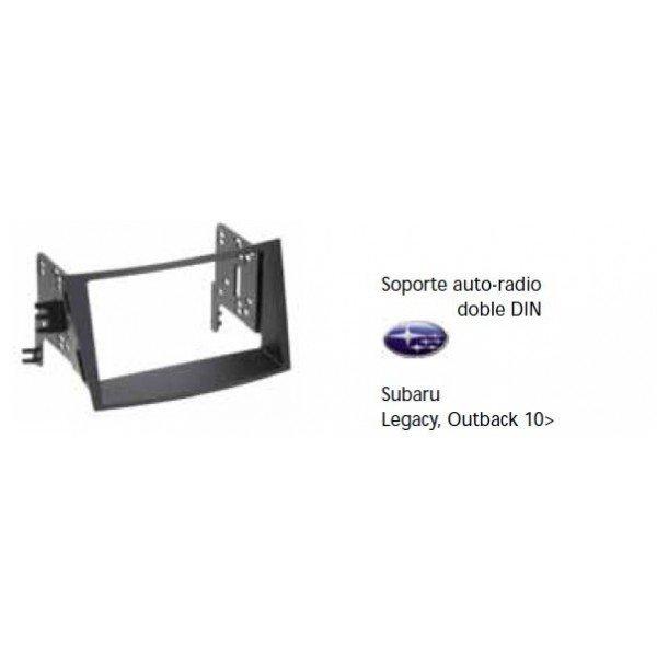 Fascia panel Subaru Legacy, Outback 10- Doble DIN Ref: TR667