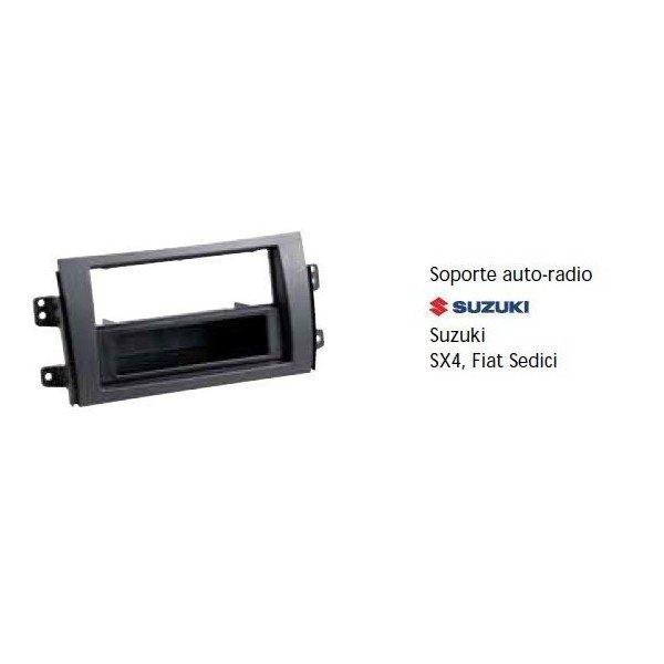 Soporte auto radio Suzuki SX4, Fiat Sedici Ref: TR671