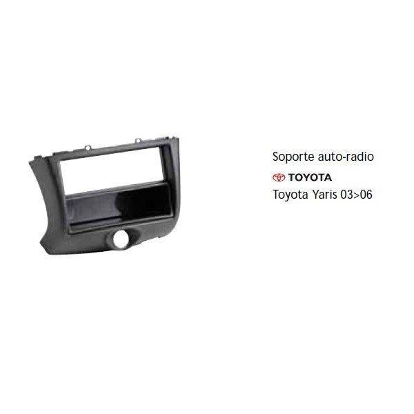 Fascia panel Toyota Yaris 03-06 Ref: TR676