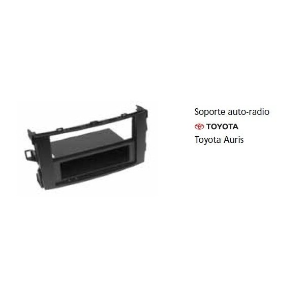 Soporte auto radio Toyota Auris Ref: TR677