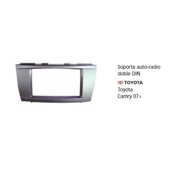 Soporte auto radio Toyota Camry 07- Ref: TR683