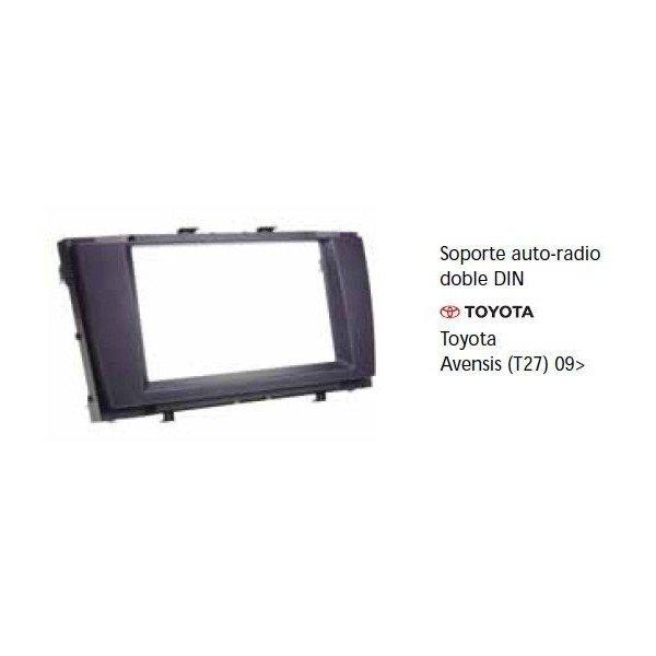 Soporte auto radio Toyota Avensis (T27) 09- Ref: TR686