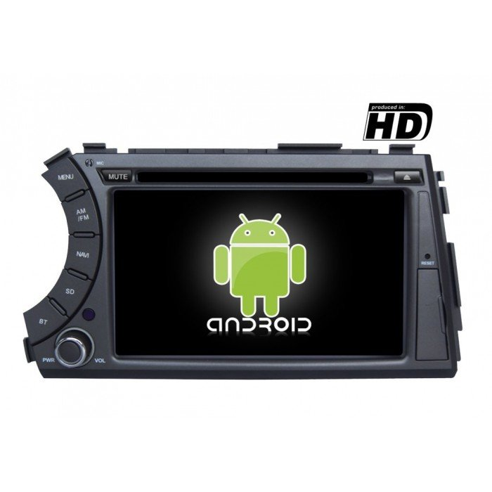 Radio DVD GPS HD SsangYong KYRON ANDROID REF: TR1887