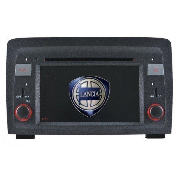 DVD WITH GPS, DVB-T, BLUETOOTH LANCIA MUSA / FIAT IDEA REF: TR1519