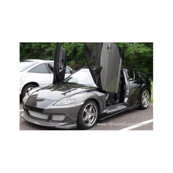 Bisagras puertas apertura vertical Mazda RX8 REF: TR852