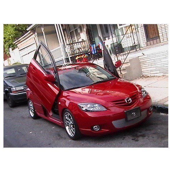 Vertical hinge Mazda 3 REF: TR854