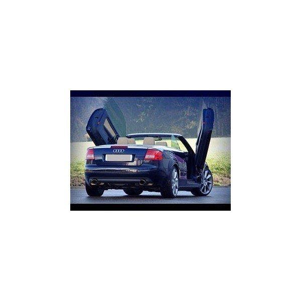 Bisagras puertas apertura vertical Audi A4 REF: TR858
