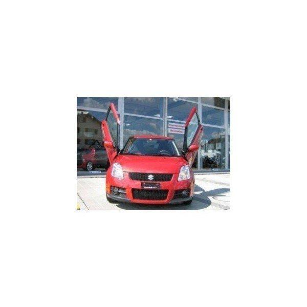 Bisagras puertas apertura vertical Suzuki Swift REF: TR859