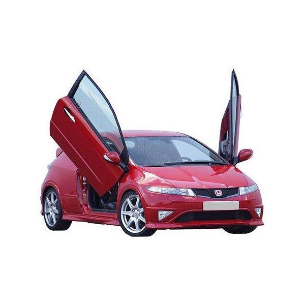 Vertical hinge Honda Civic REF: TR864