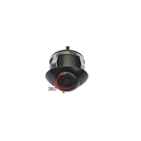 Micro cámara VGA impermeable para empotrar orientable 360º REF:TR879