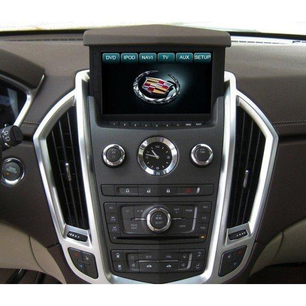 DVD CON GPS, TDT, CADILLAC SRX TR896