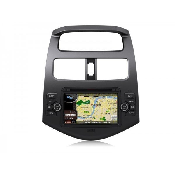 GPS CHEVROLET SPARK android