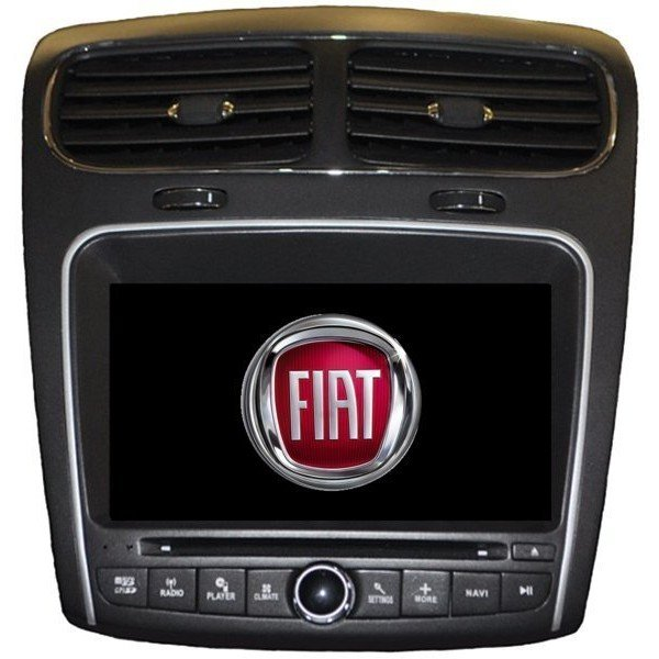 DVD with GPS BLUETOOTH FIAT FREEMONT
