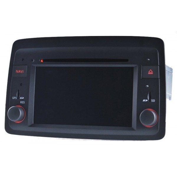 Radio navegador GPS Fiat Panda Android 10 TR1520