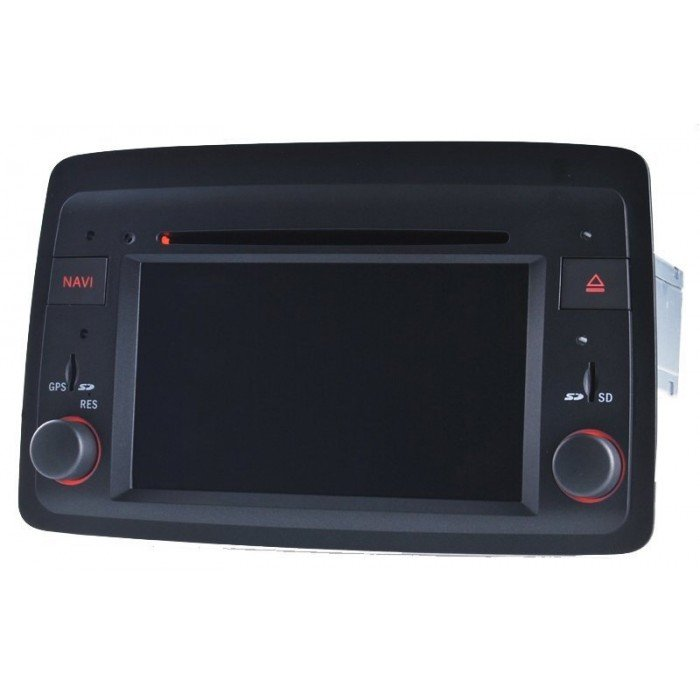 GPS, DVB-T, BLUETOOTH FIAT PANDA REF:TR1520