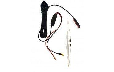 Antena amplificada TDT