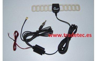 Antena amplificada para TDT