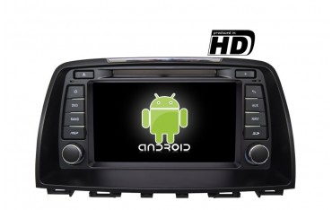 Radio navegador GPS Mazda 6 Android 10 TR1890