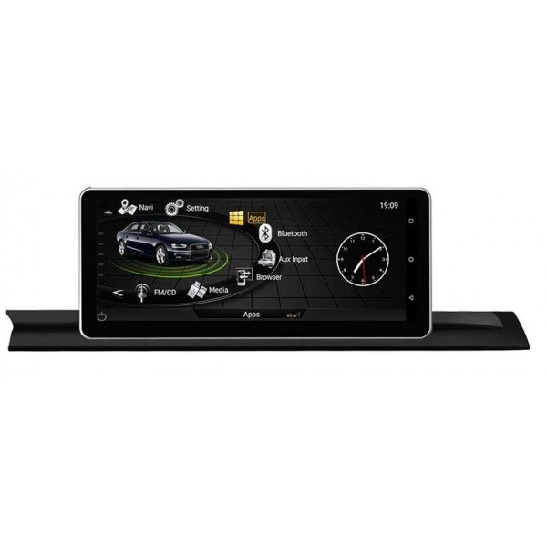 "monitor 10,25"" GPS HD Audi A4 B9 ANDROID"