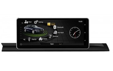 """Monitor 10,25"""" GPS Audi A4 B9 ANDROID 10 TR2843"""