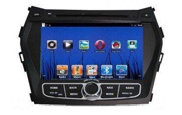 Radio DVD Monitor GPS Hyundai IX45 ANDROID TR1534