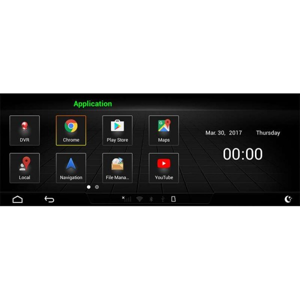 GPS Android Audi A6 C6 10,25