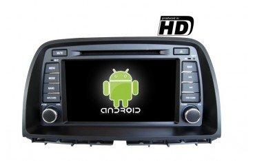 Radio navegador GPS Mazda CX5 Android 10 TR1891