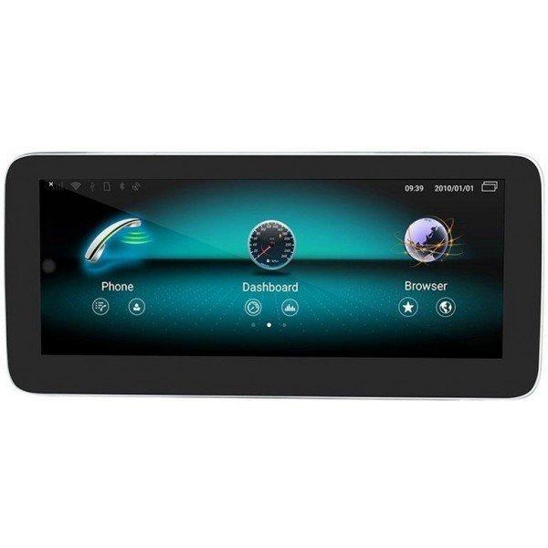 "Monitor 12,3"" GPS 4G MERCEDES A, B, CLA, GLA, 8GB RAM Android TR3668"