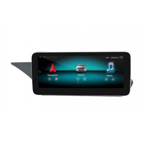 "Pantalla 10.25"" GPS Mercedes Benz Clase E W212 8GB RAM Android 4G LTE TR3611"