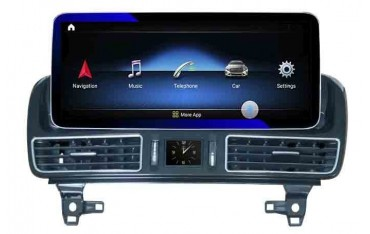 """Monitor 12,3"""" GPS MERCEDES BENZ GLE & GLS Android 10 4G LTE TR3538"""