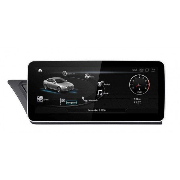 """10,25"""" GPS Audi A4 B8 / A5 ANDROID TR2932 10.25 10,25"""