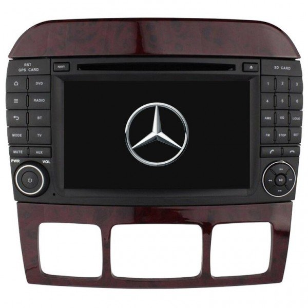Mercedes S W220 Android