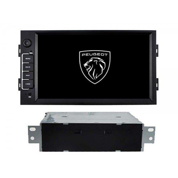 Radio Monitor para Peugeot 308 con GPS Android TR2905