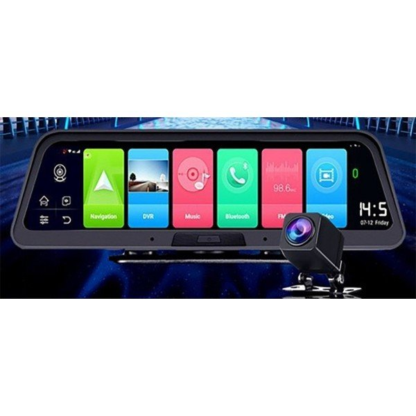 Universal GPS car dash monitor 10 inch Android TR3677