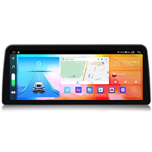 Navegador GPS Jeep Wrangler 2011-2017 4G pantalla 12,3 CarPlay & Android Auto TR3687