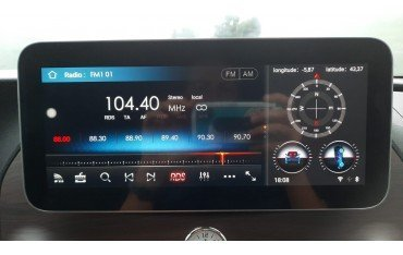 """Monitor 12,3"""" GPS 4G BENZ VITO W447, Android 10 TR3540"""