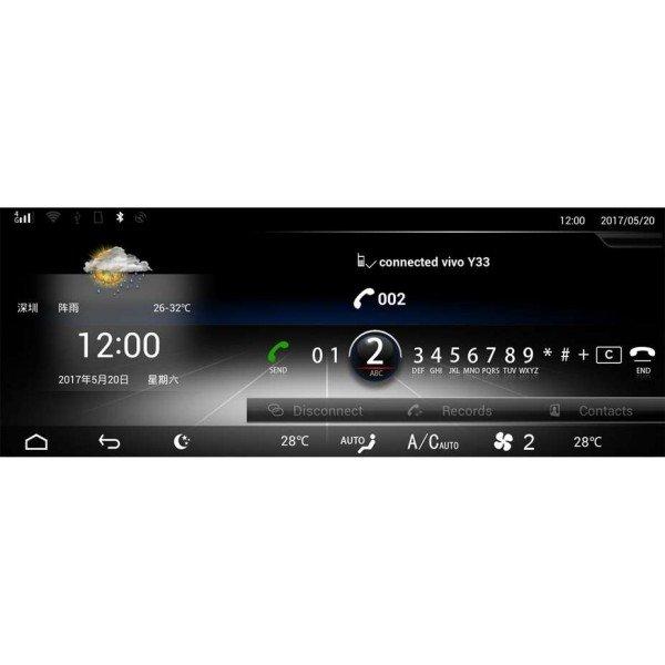 GPS Android 4G LTE Mercedes SLK R172