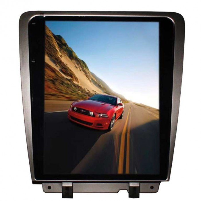 Radio GPS ANDROID TESLA STYLE Ford Mustang REF: TR3139