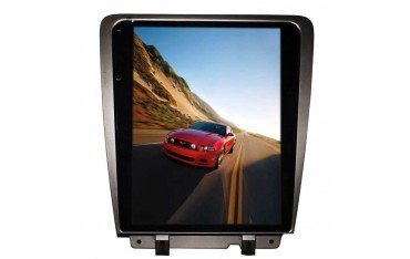 Radio GPS ANDROID TESLA STYLE Ford Mustang REF: TR3138