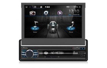 Radio DVD Android 1 DIN multi táctil REF:TR3142