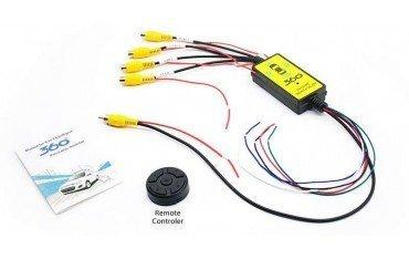 module control 4 cameras parrking system TR3143