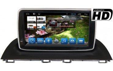 Radio navegador Mazda 3 2014 GPS ANDROID TR1892